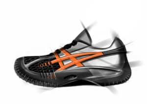 ASICS, Nordic Walking Schuh