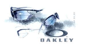 OAKLEY, Sonnenbrille