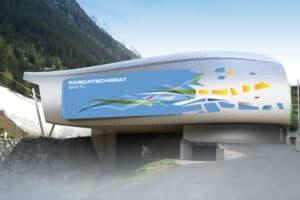 SILVRETTA SEILBAHNEN, Pardatschgratbahn Konzept für Ideenwettbewerb